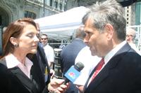 UFOA President Al Hagen interviewed by NBC