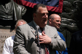 Gary LaBarbera, President of the Building and Construction Trades Council of Greater New York