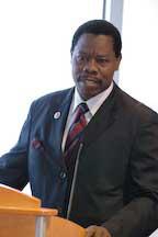 City Council member Mathieu Eugene