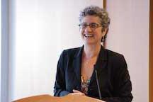 Mitra Behroozi, Executive Director of 1199 SEIU Funds