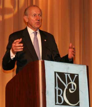 Richard Anderson, President of NYBC