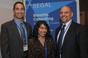 The Segal Company provides benefits to trust funds