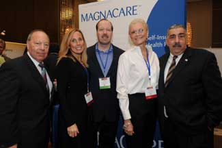 Andrew Johnson and Neal Tepel meet with Magnacare