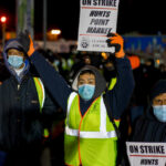 'Essential Until It's Time to Pay!' Cops Bust Hunts Pt. Workers Striking For $1/Hr Raise During a Pandemic