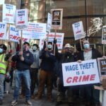 NYC Building Trades to Elite Developer: 'Stop Wage Theft, Now!'